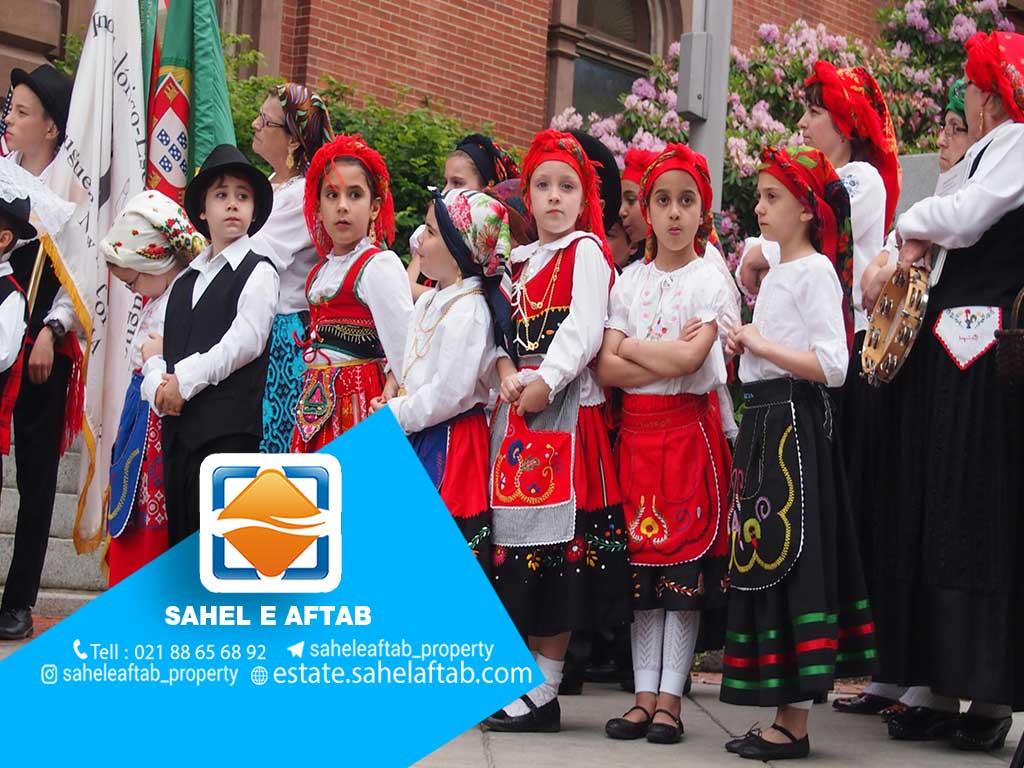 فرهنگ پرتغال