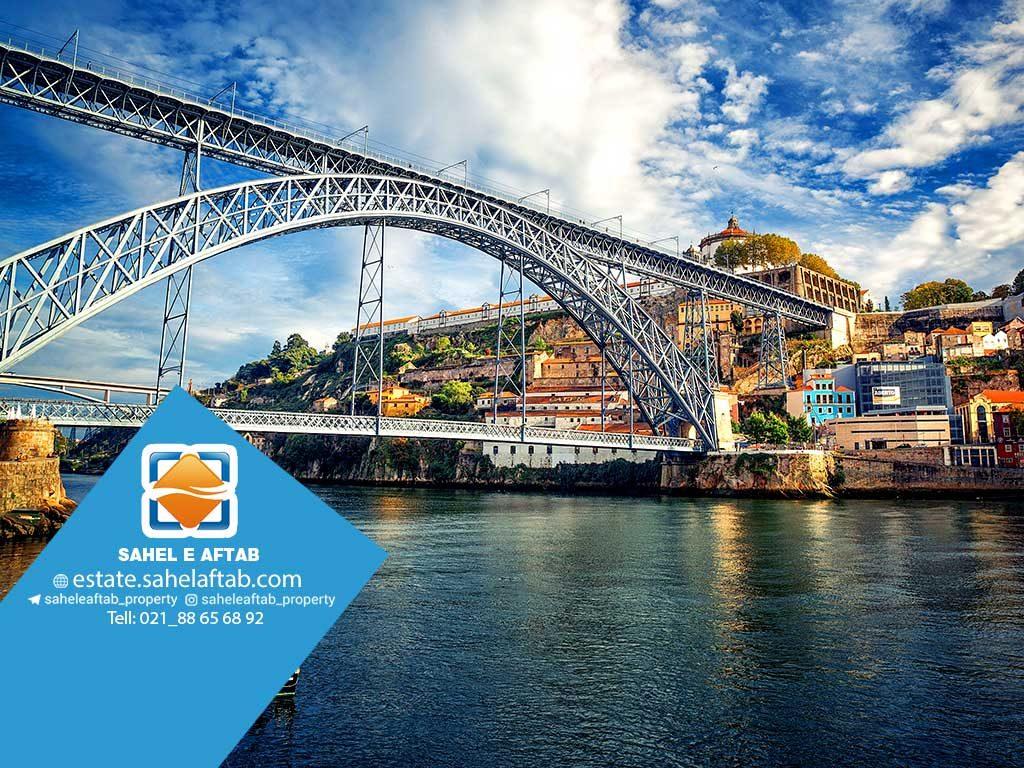 اخذ ویزا و اقامت پرتغال