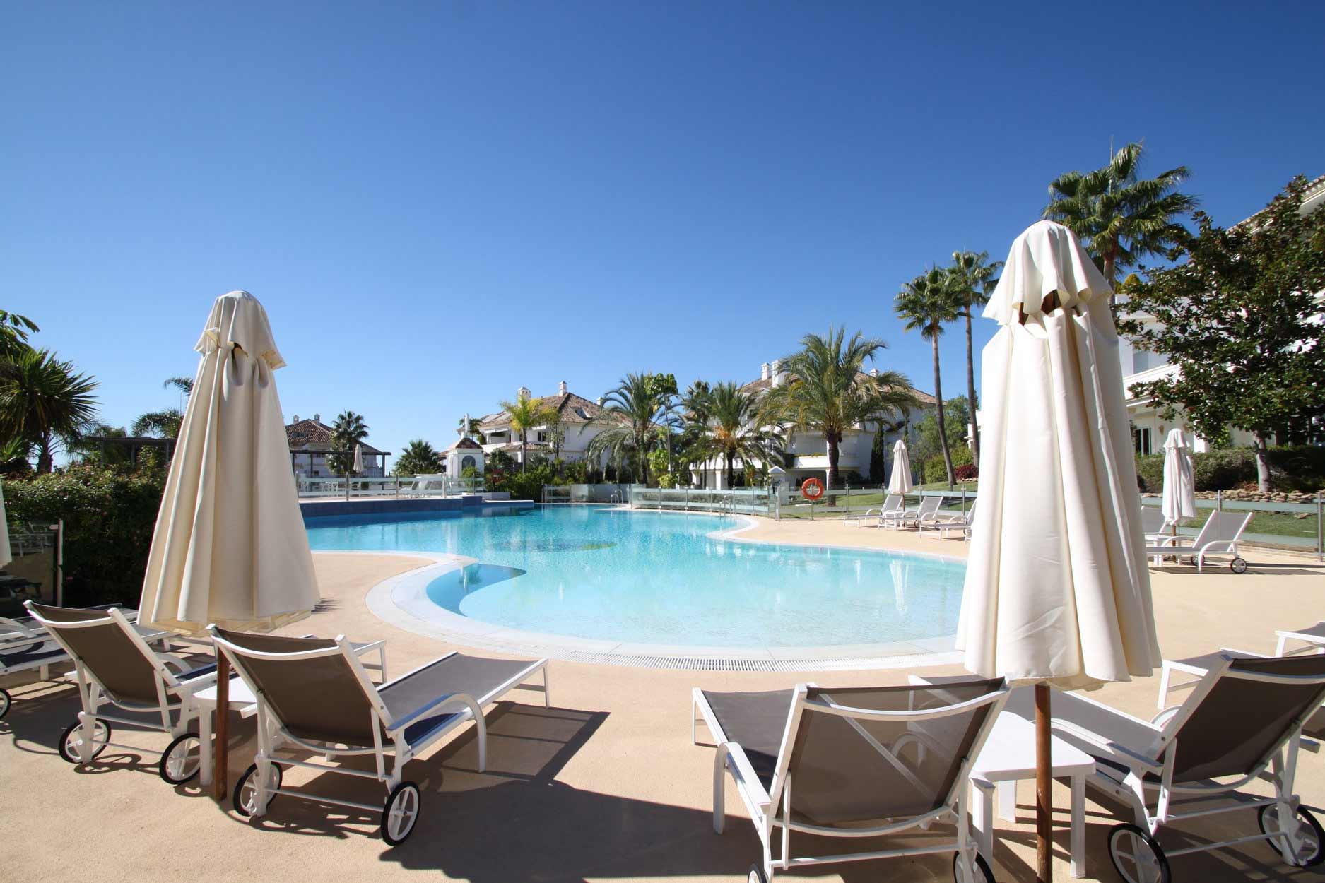 اپارتمان دو خوابه در Monte Paraiso, Marbella Golden Mile