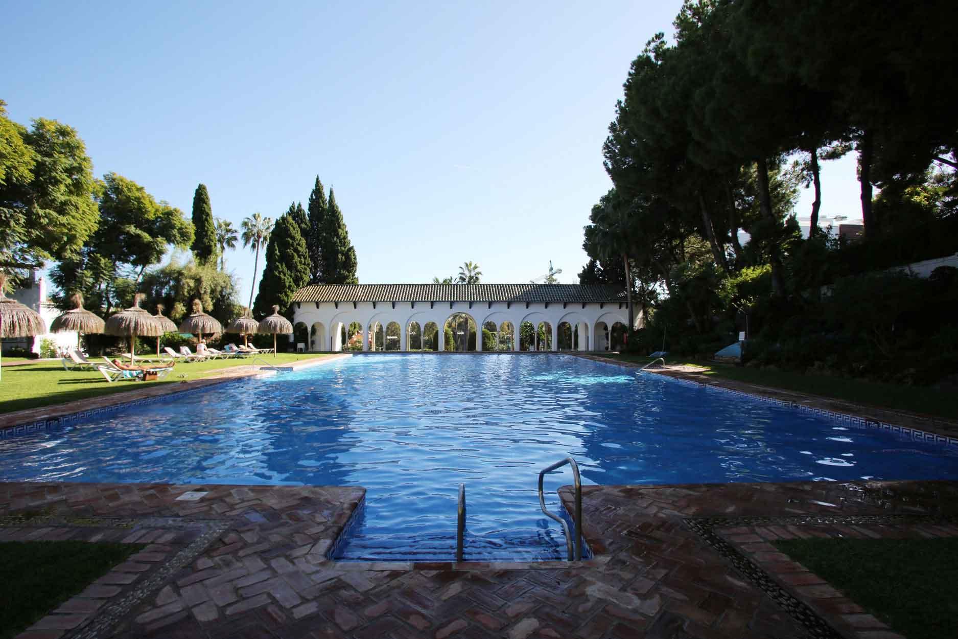 اپارتمان سه خوابه در Marbella Golden Mile