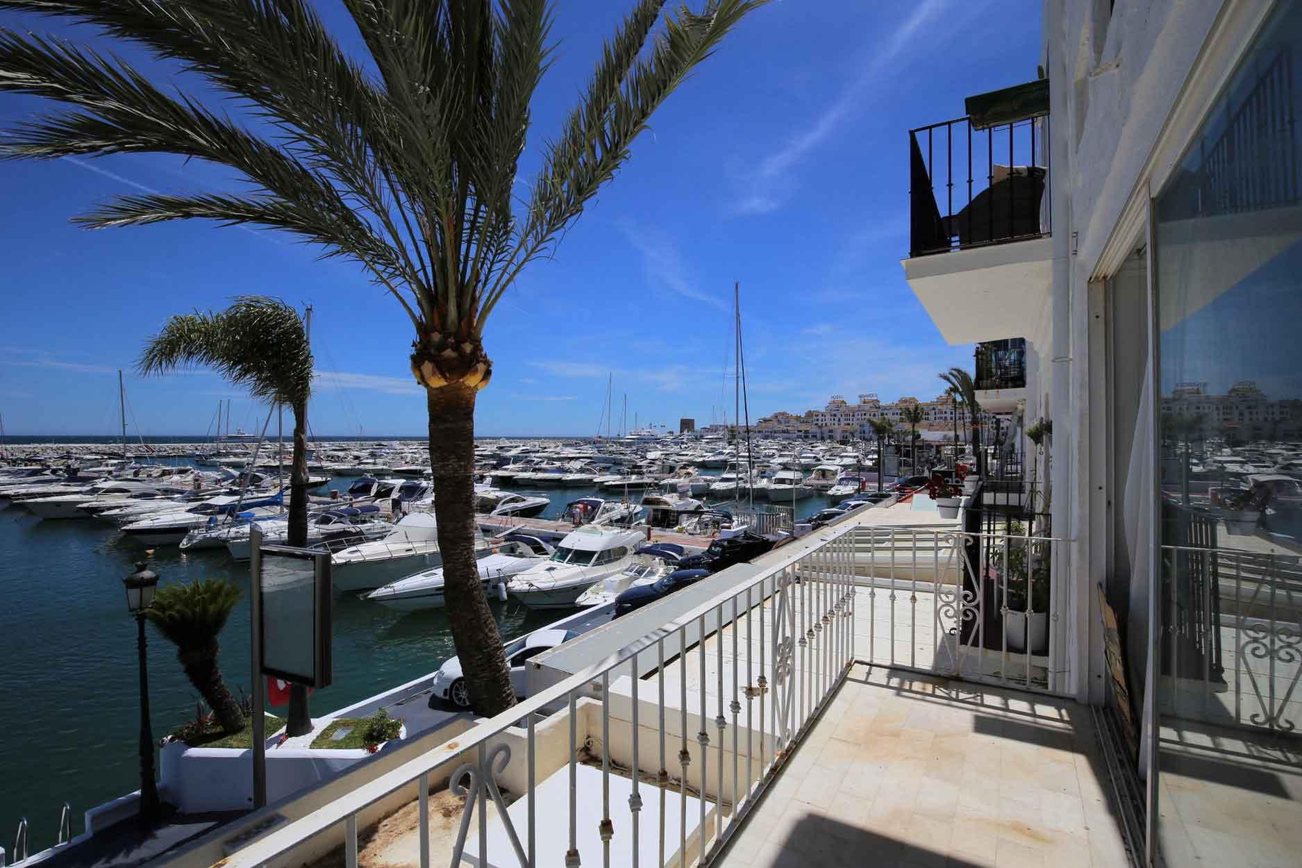 آپارتمان یک خوابه در Puerto Banus, Marbella