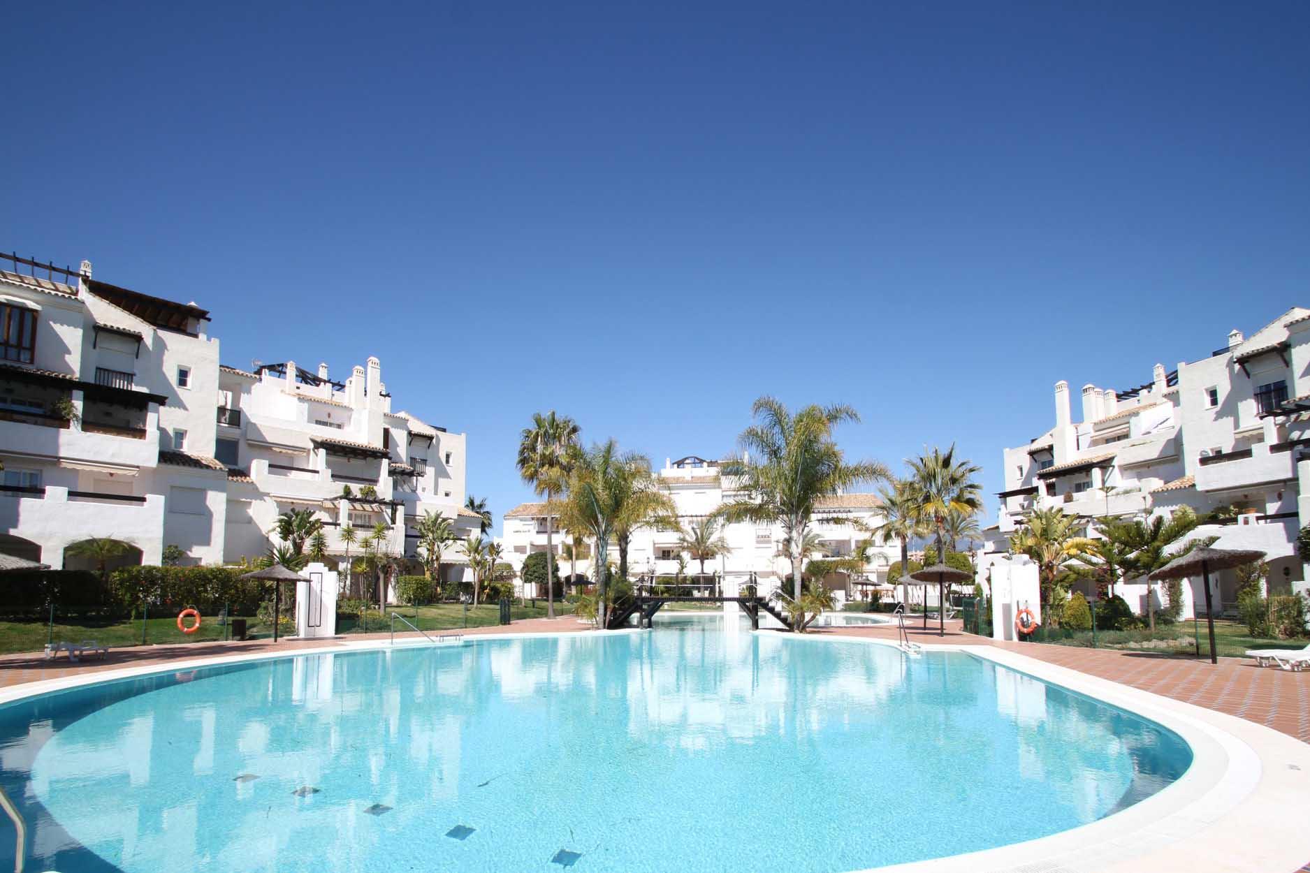 آپارتمان 4 خوابه در Las Adelfas, San Pedro Playa, San Pedro Alcantara
