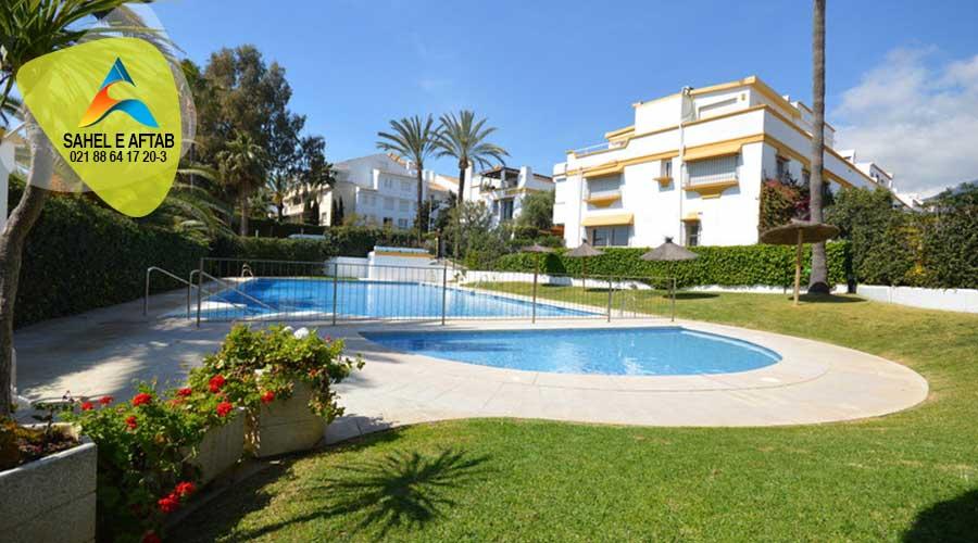 خانه ی دوبلکس در Golden Mile, Marbella