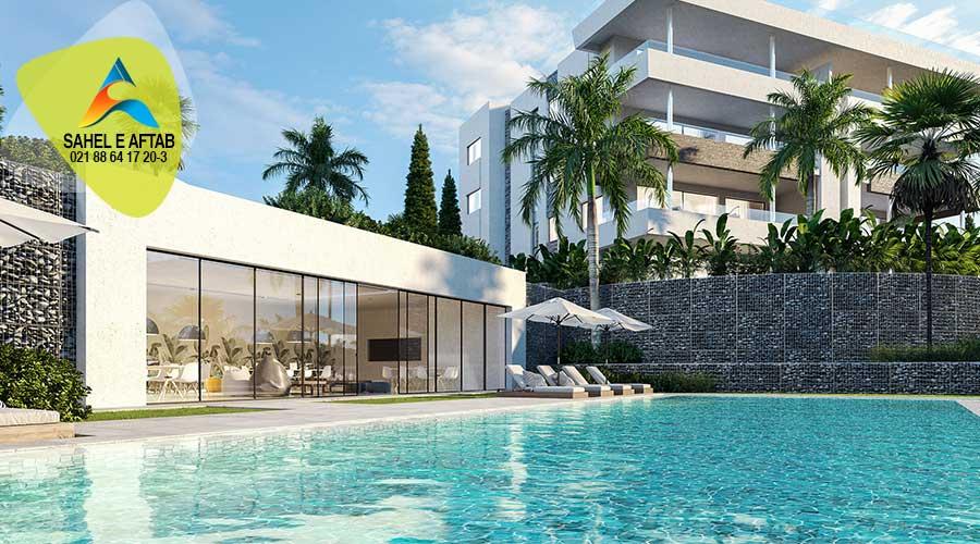 آپارتمان 4 خوابه در Marbella East