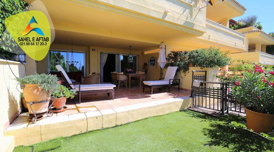 آپارتمان 2 خوابه در Marbella Golden Mile