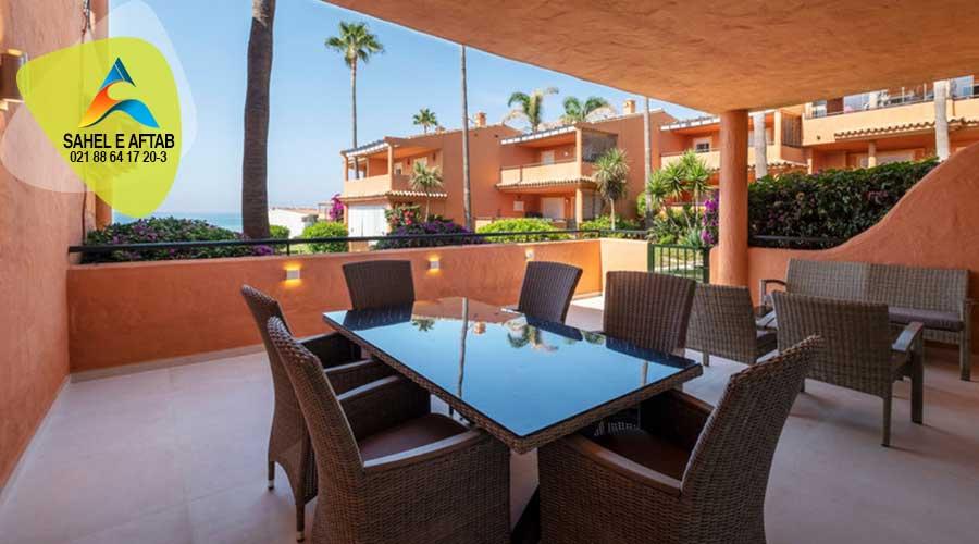 آپارتمان 3 خوابه در Golden Mile, Marbella