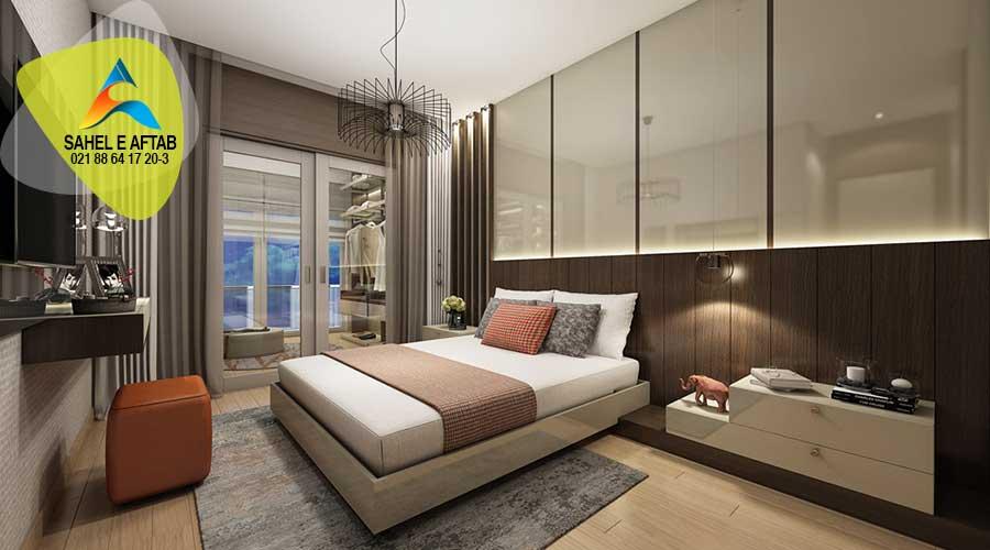 آپارتمانی در TUAL ADALAR ترکیه