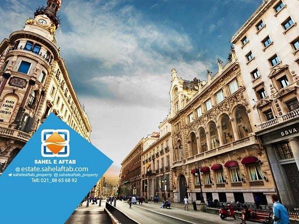 شرکت ساحل آفتاب ارائه دهنده خدمات مشاوره اقامت تمکن مالی در اسپانیا