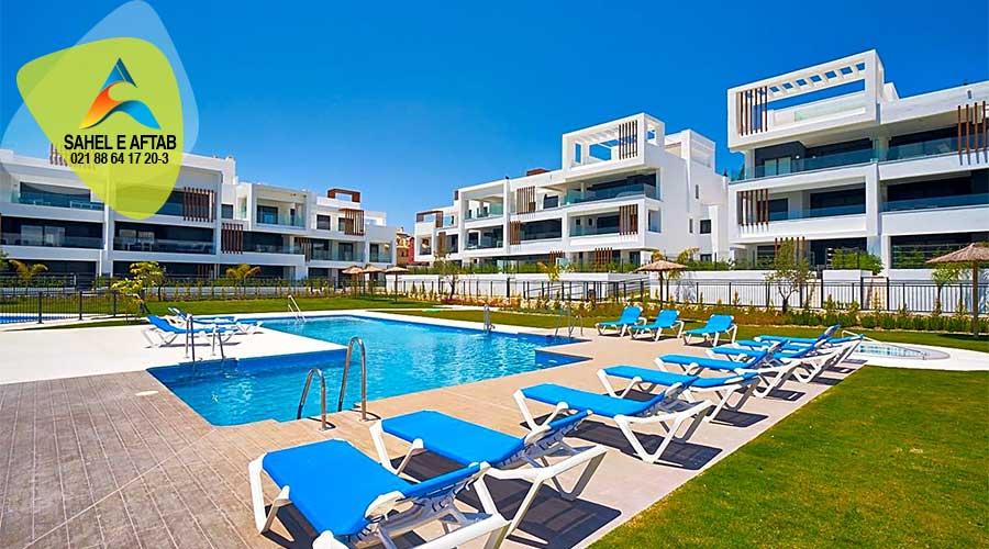 واحد های آپارتمانی واقع در Marbella