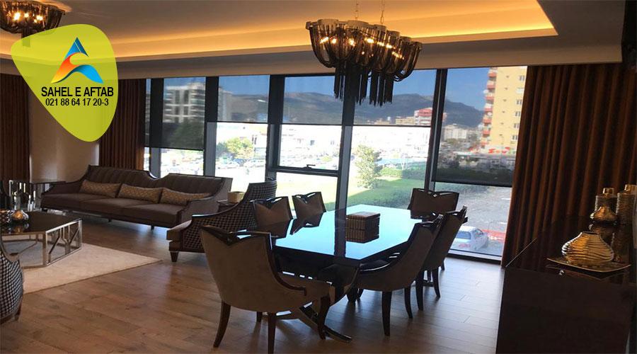 آپارتمان واقع در شهر ازمیر محله YeniGirne در کشور ترکیه