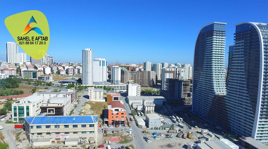 پروژه واقع در منطقه Bakırcı در شهر استانبول